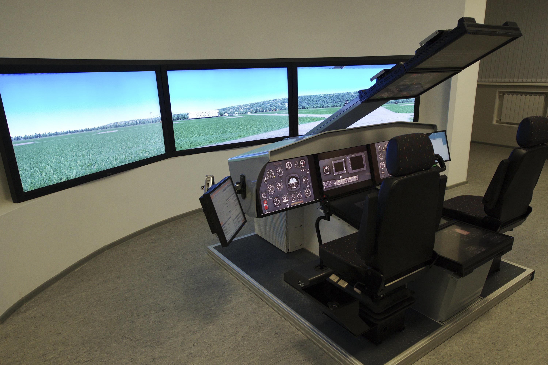 Подарок управление самолетом тренажер 9